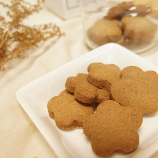 [Light in the afternoon] Earl Grey tea hand made cookies
