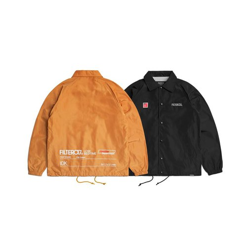 Filter017 FLTR Cassette Series - Coach Jacket / 教練外套