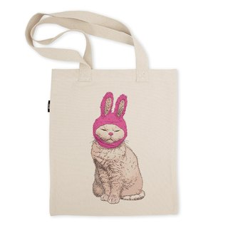 AMO®Original Tote Bags/AKE/Rabbit Cat