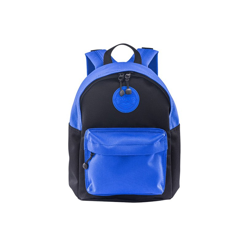 SOLIS Color Palette Series Parent Child Backpacks for Kid of 1-5 Years(Blue)