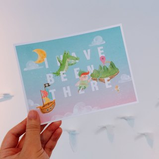 Dimeng Qi pen can write the postcards [Neverland]