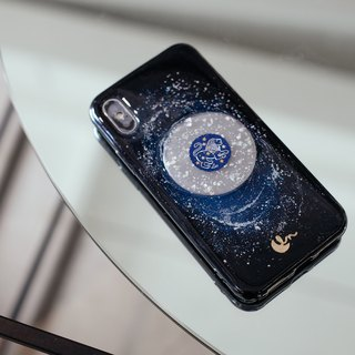 LIGHTEN ZODIAC - PHONE CASE / NAVY