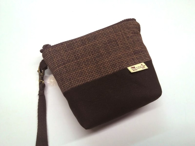 Small square bag ~ wallet cotton and cotton bag cosmetic bag (the only product) M07-002