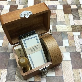 Classiky Wooden Box【Mini (17099-01)】