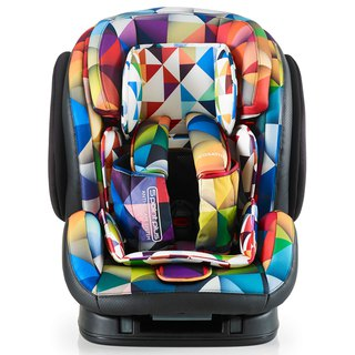 英國 Cosatto Hug Group Isofix 汽車安全座椅 – Spectroluxe