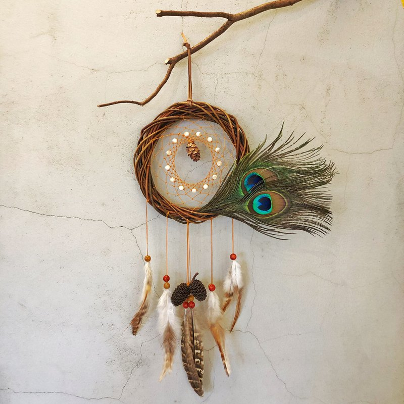 Soul Dreamcatcher Nature Blessings | Custom Handmade Ornaments Healing Gifts Arrangement