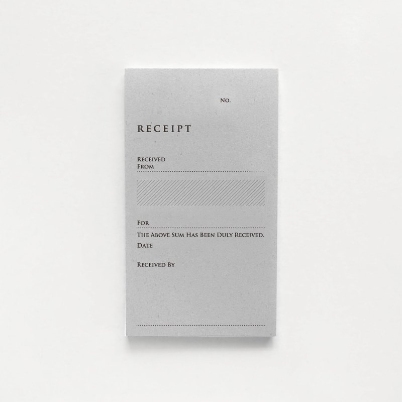 KNOOP WORKS Paper Goods (Receipt)