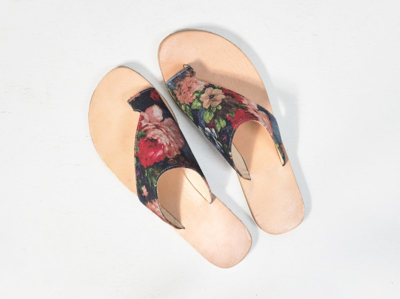 Love Flower Sandals - Classic Floral