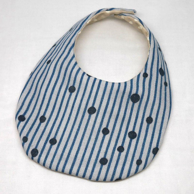 Japanese Handmade 4-layer-double gauze Baby Bib