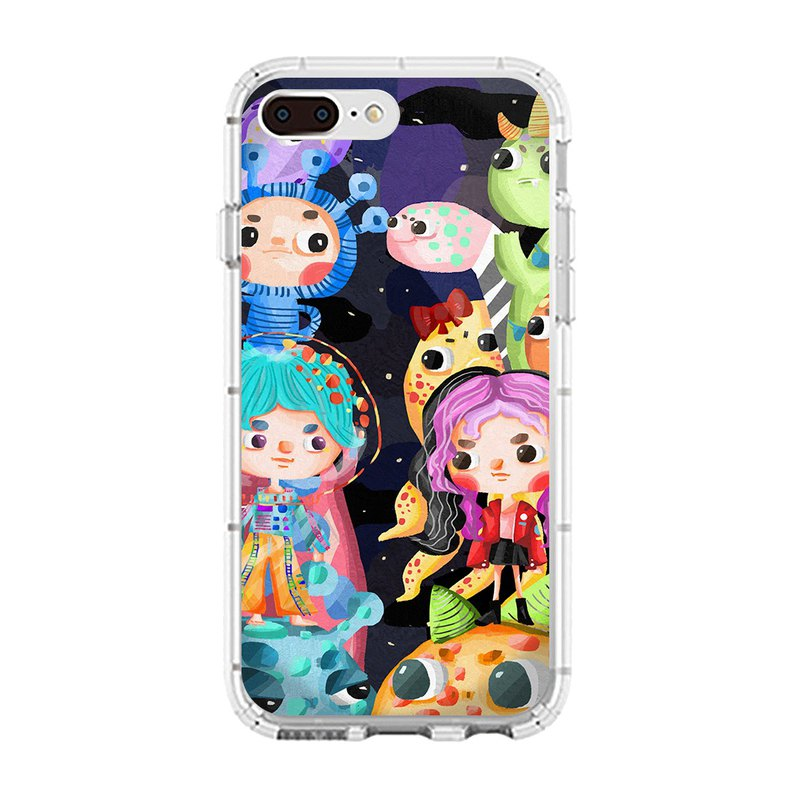 [Space Space] Cosmic Partner Phone Case