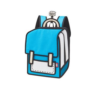 JumpFromPaper Junior Airy Blue Spaceman Backpack