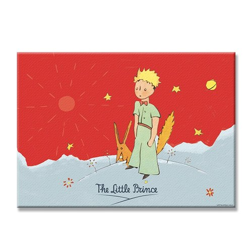 Little Prince Classic Edition Authorized - Frameless (30 * 40cm)