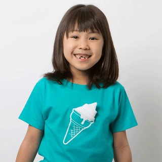 KIDS icecream T-shirt (MINT)