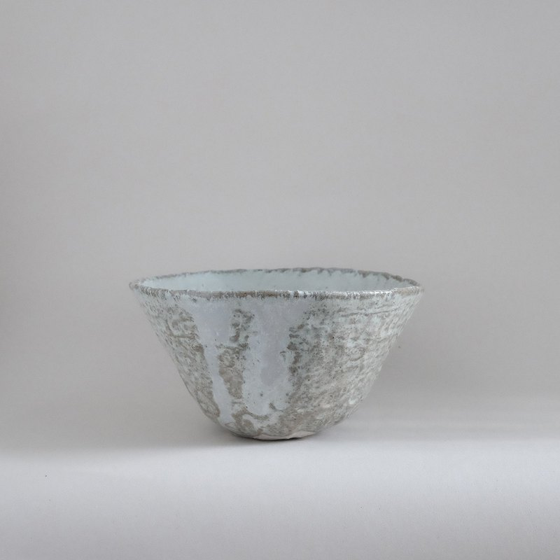 Vessel / grey glaze bowl