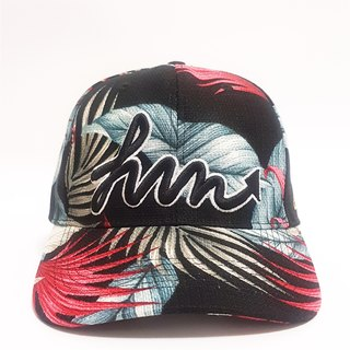 Embroidery printing baseball hat - safflower (black) old hat tide cap