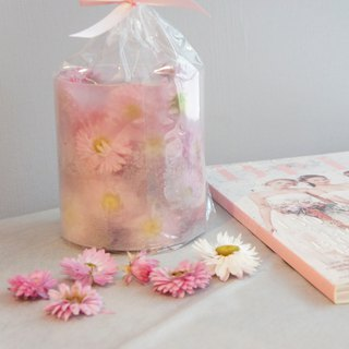 [Flower Candle] Birthday Lovers Birthday Home Decoration Scent Fragrance