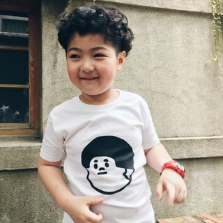 Yoshiro - White Kids Summer Short Sleeves