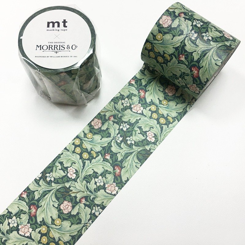 mt Masking Tape William Morris【Leicester (MTWILL09)】