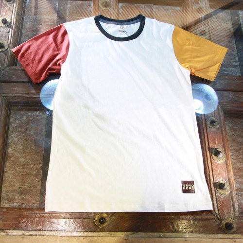 【Holy-shirt】 signs organic cotton cotton T three-piece group