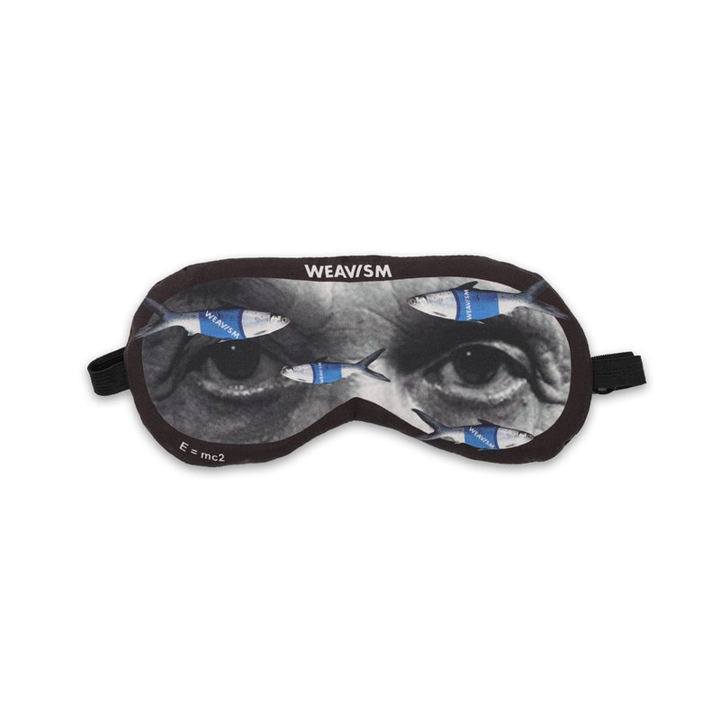Goggles Eye Mask - Einstein