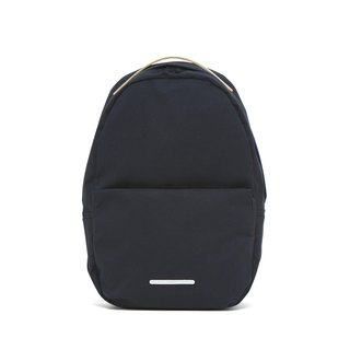 Roaming Series -15吋 Simple Egg Shape Backpack - Ink Black - RBP222BK