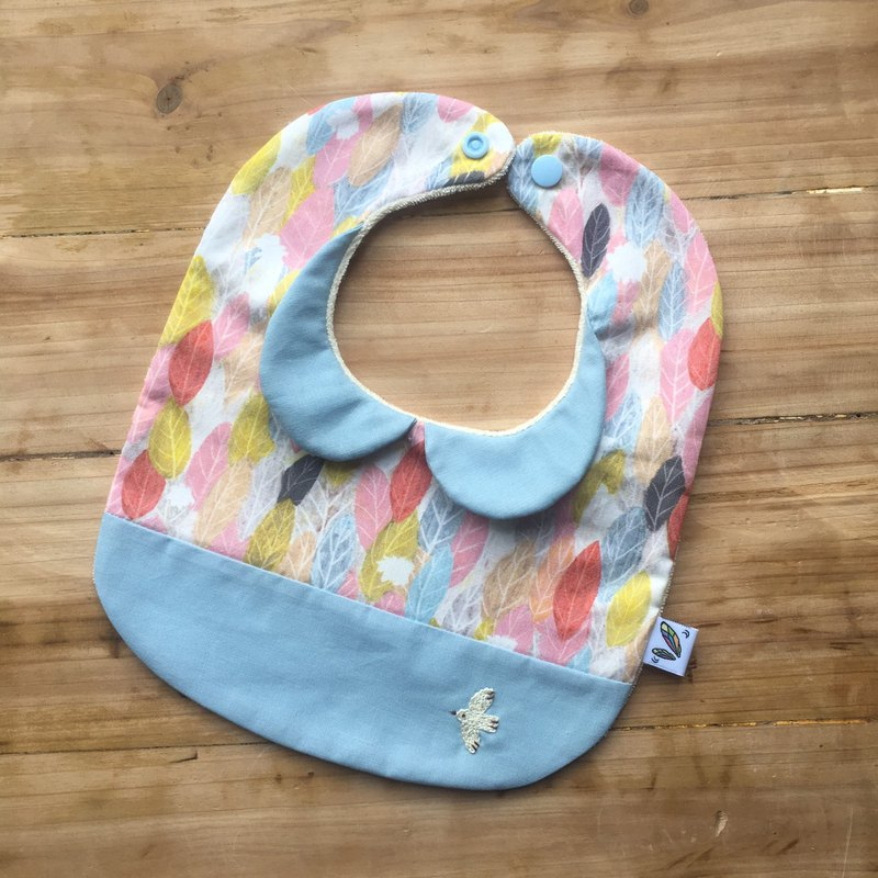 飛鳥 嬰兒圍兜 口水巾 彌月禮盒