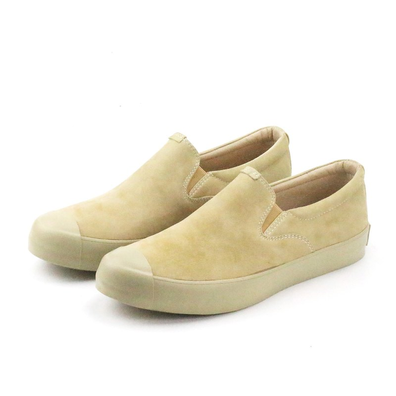 Leather sneakers PURE M1162 Sand