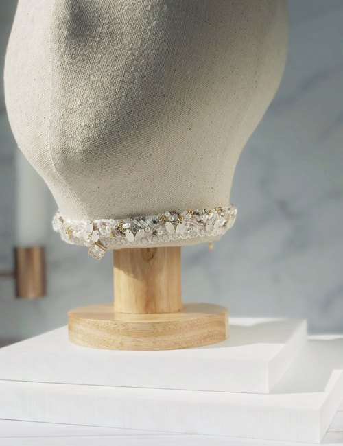 Dogwood / bridal accessories - necklace