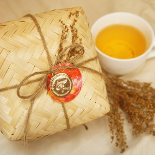 【Lunch Light】Summer Flower Gift Box - Integrated Tiles (Pumpkin & Almond)