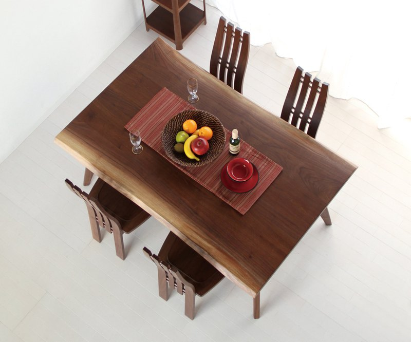 Asahikawa Furniture MUKU Kobo Original M-Dining Table
