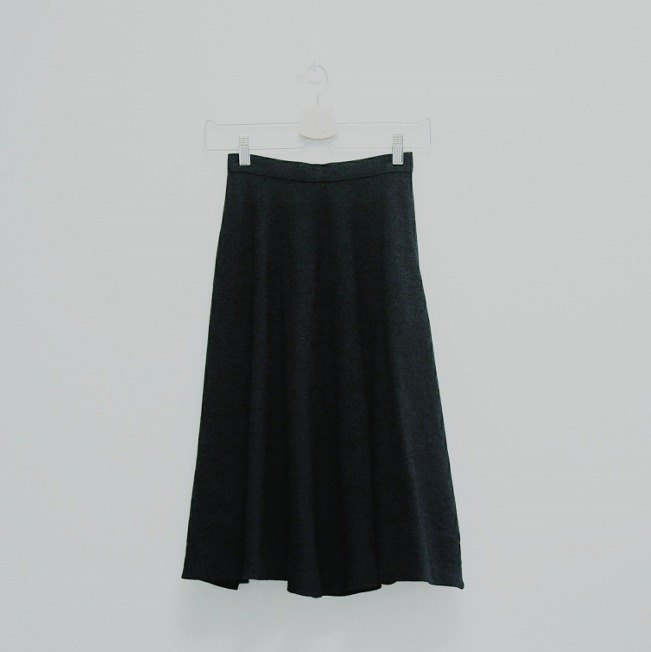 Spend vintage | Japanese hair black circle skirts