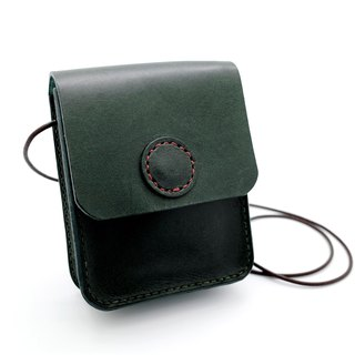 Leather Portable Bag (16 colors / engraving service)