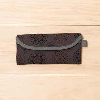 Eyeglasses Sleeve / Firework / Dark Night Grey