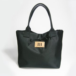 ● net black tote bag (mesh) __ for zuo zuo hand tote bag