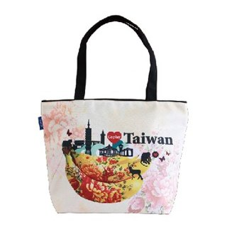 COPLAY  tote bag-Taiwan banana