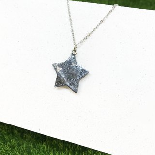 [Snow Night] - Five Star Necklace