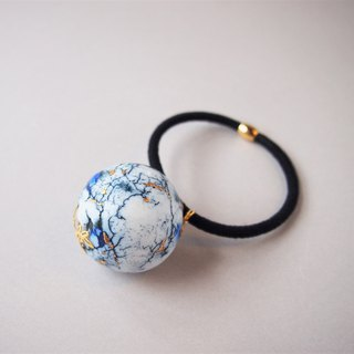 Pocelain haie accessories feeling blue earth