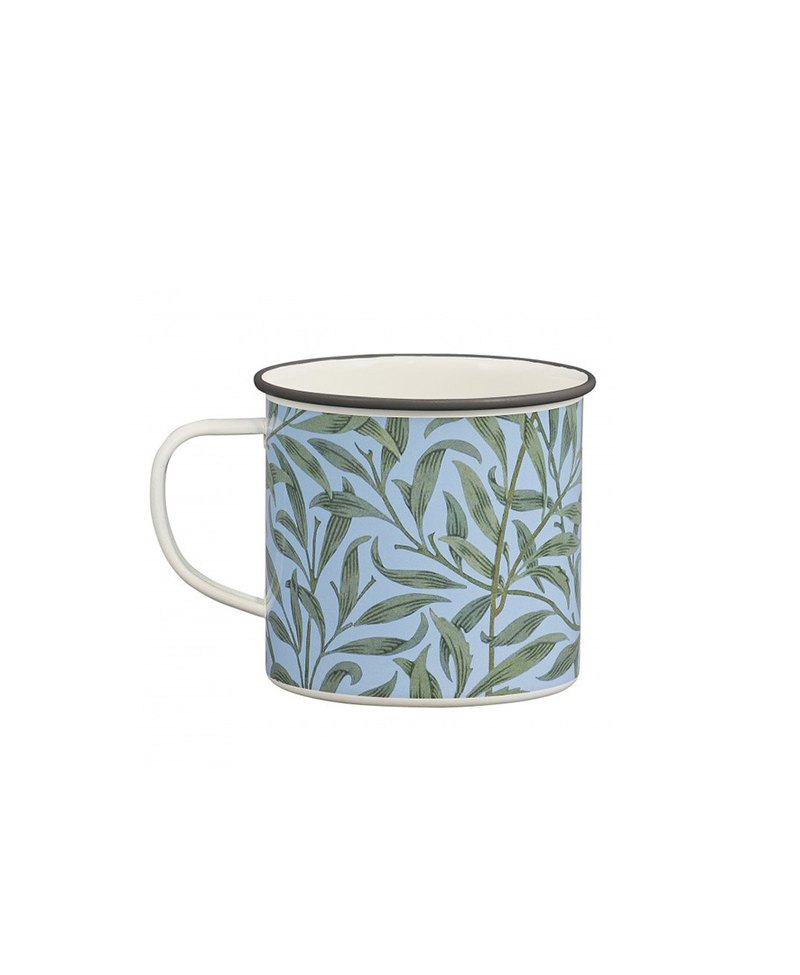 British Wild&Wolf and V&A jointly designed stainless steel mug 500ml (leaf type)