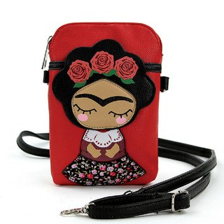 Sleepyville Critters - Frida Crossbody Pouch