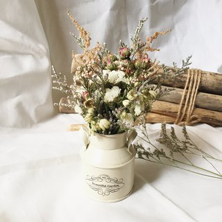 // Country retro // Pure natural dry bouquet / store decoration office small things shooting props