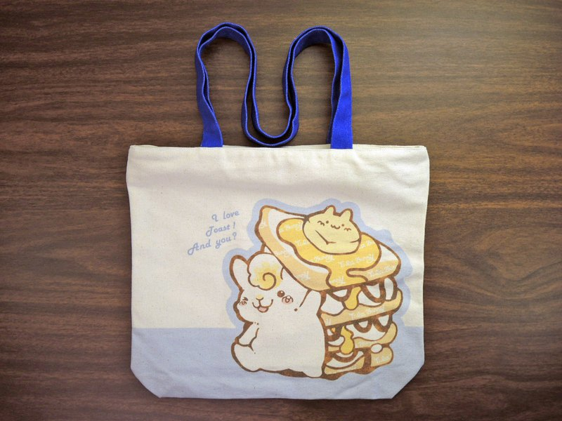 Canvas Bag-Toast