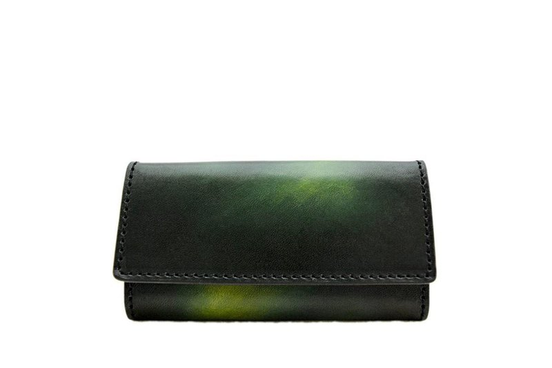 ACROMO Green Key Purse