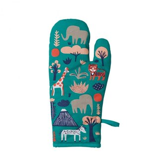 Menagerie Oven Insulated Gloves | Donna Wilson