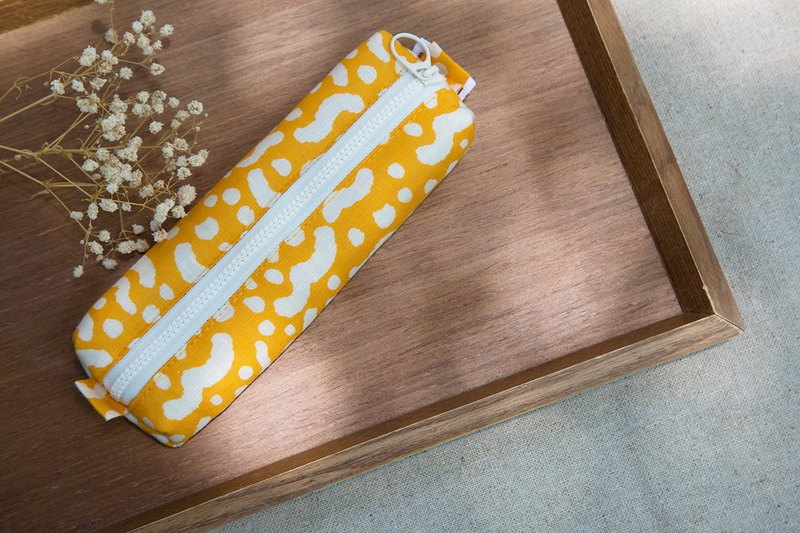 Pattern design pencil case / Do the right things