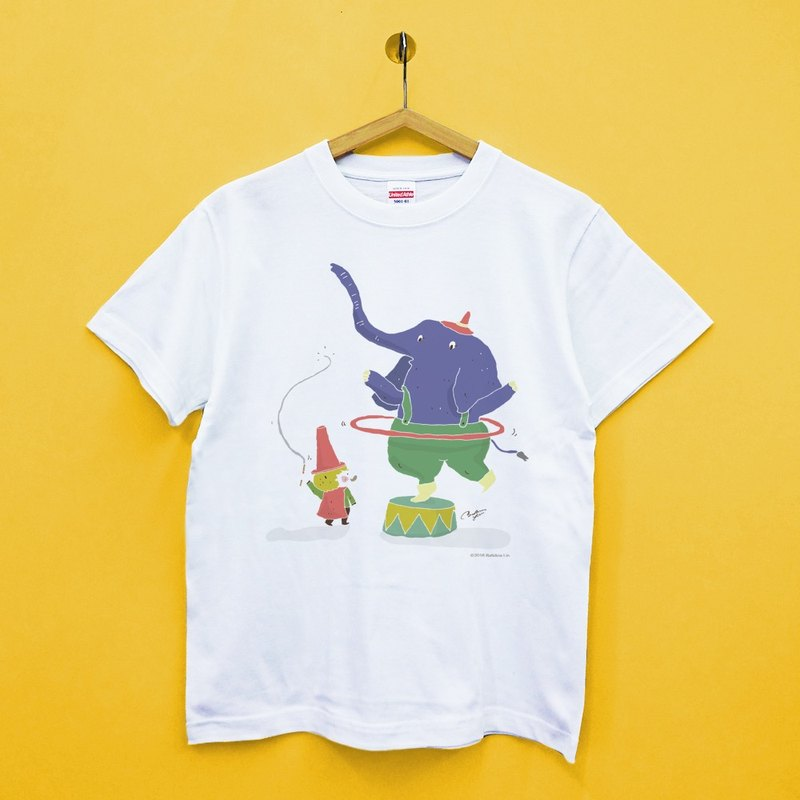 Tamers Japan United Athle Cotton Soft Neutral Tee Children T-Shirt
