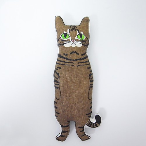 stuffed animal kijitora cat