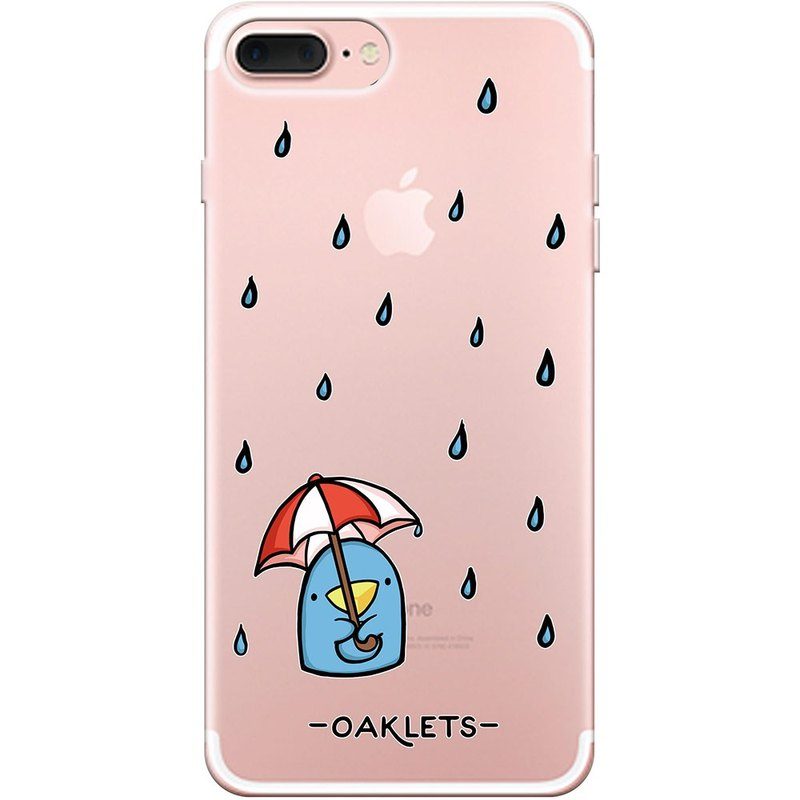 "New series - [raining] -Oaklets-TPU phone case ""iPhone / Samsung / HTC / LG / Sony / millet / OPPO"", AA0AF140"