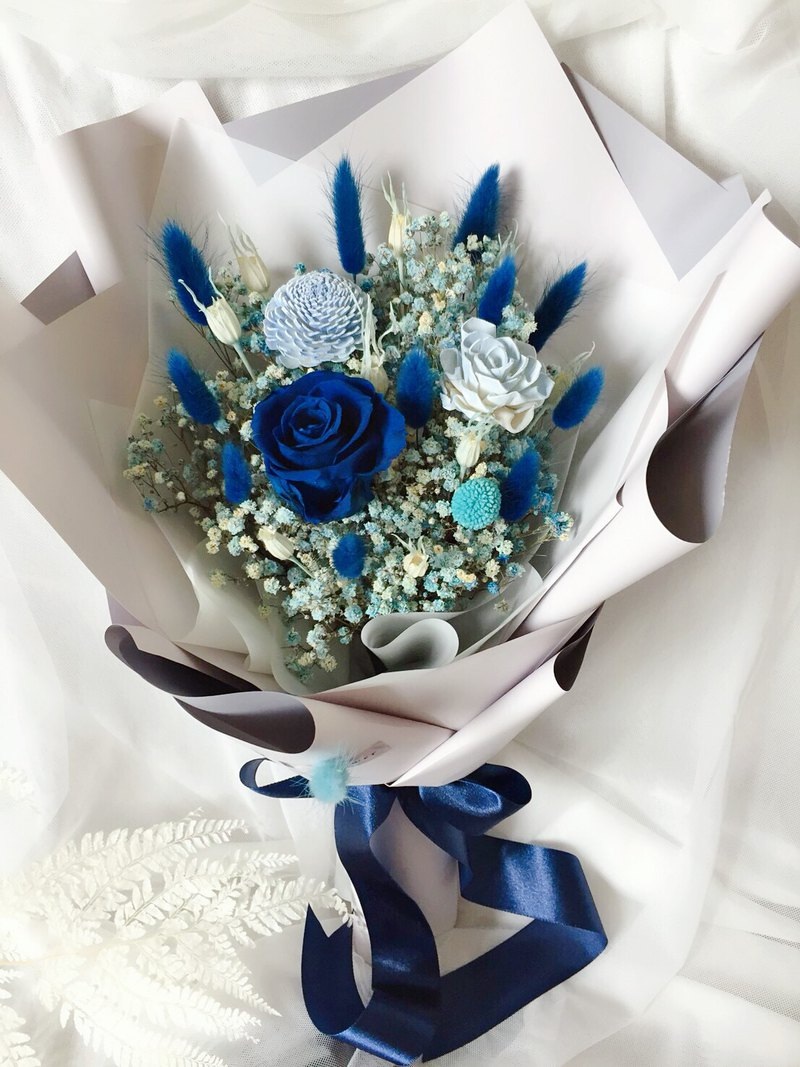 Dream Flower Valentine's Day Bouquet / Dry Bouquet / Immortal Bouquet / Gift / Dry Flower