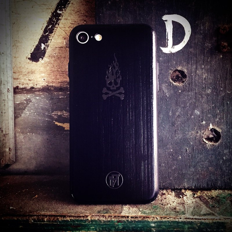 "Flame Halloween Special ""wildfire"" Phone Case (For I phone 7)"