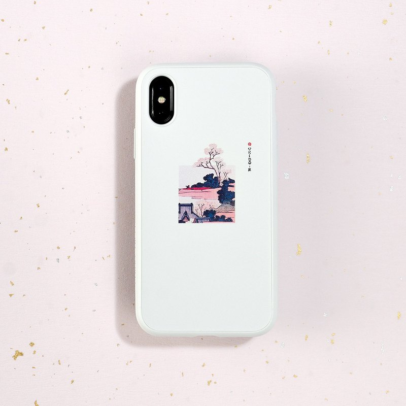 SolidSuit classic anti-drop mobile phone shell / ukiyo-e series - Xanadu for iPhone series